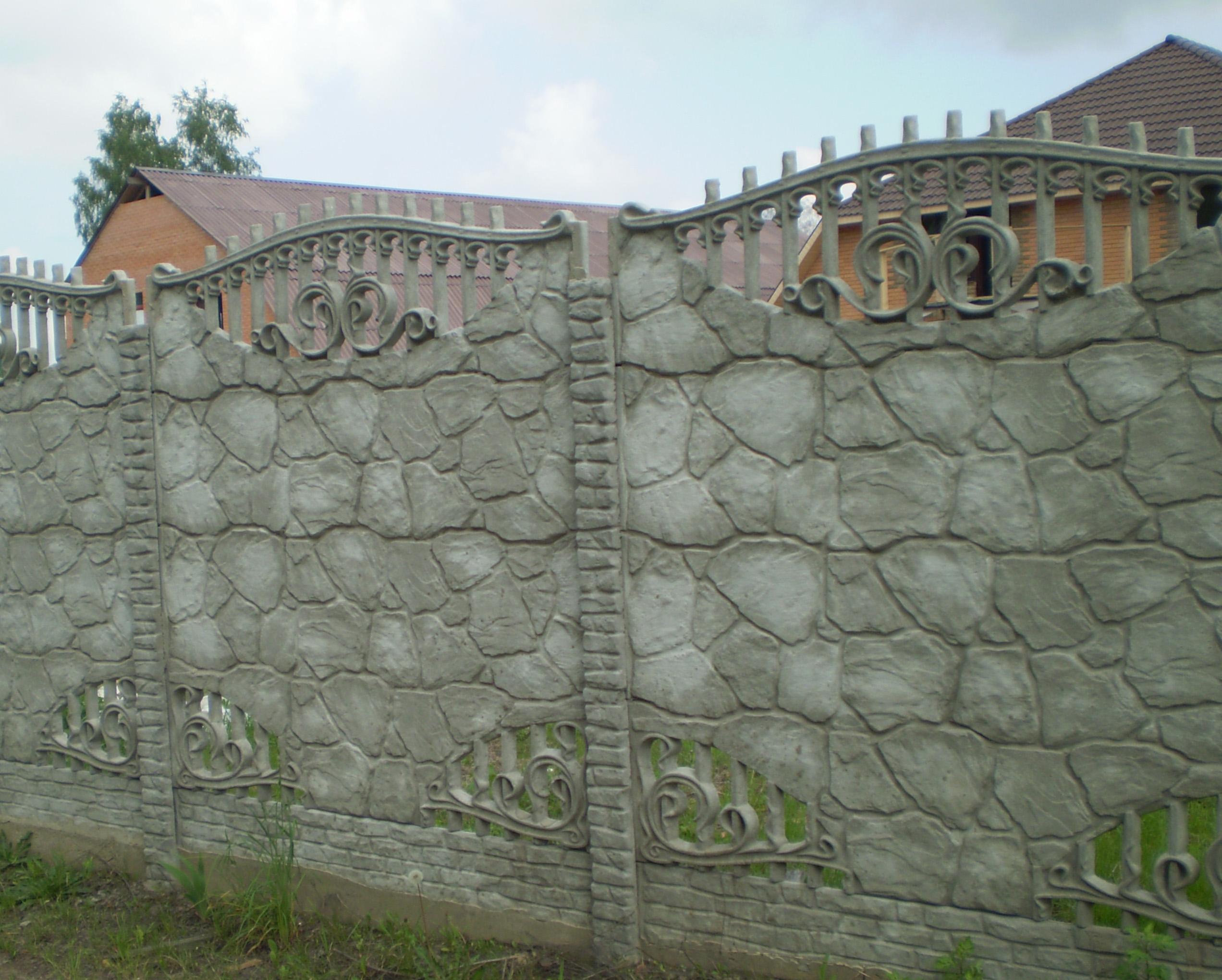Еврозабор в Гомеле