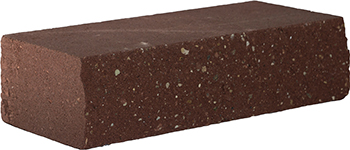 Кирпич бетонный колотый односторонний. ДИАНИТ