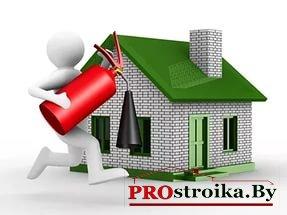 Как защитить здание и оборудование от пожара
